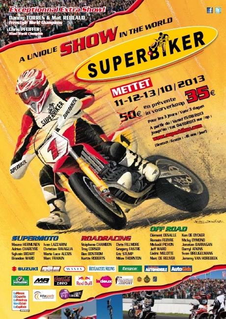 Superbiker & Rallye du Condroz 2013