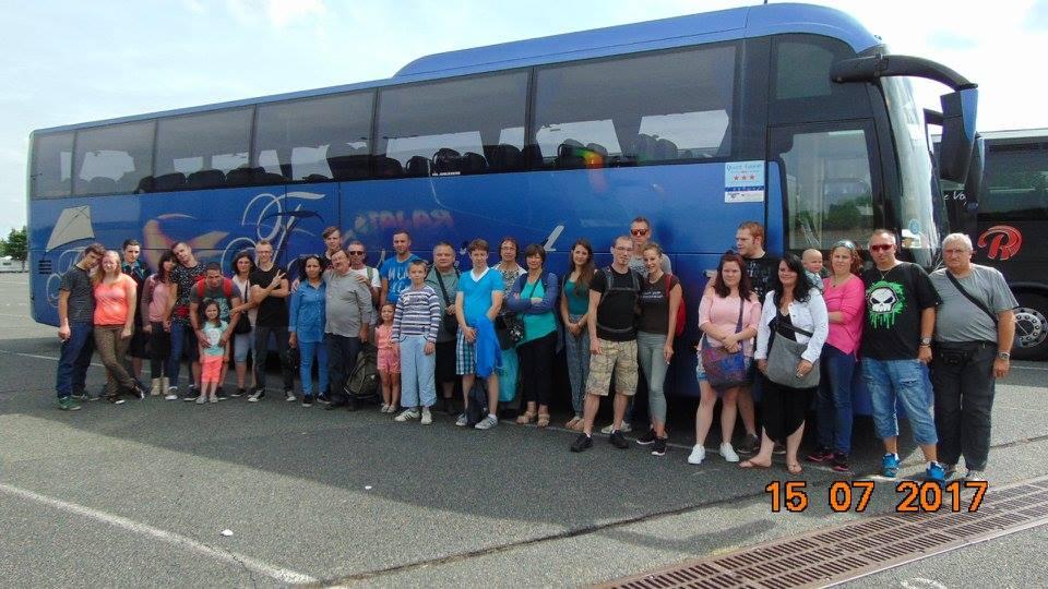 Voyage C.C.B.D. Sécurité Dinant à Disneyland Paris - Samedi 15 juillet 2017