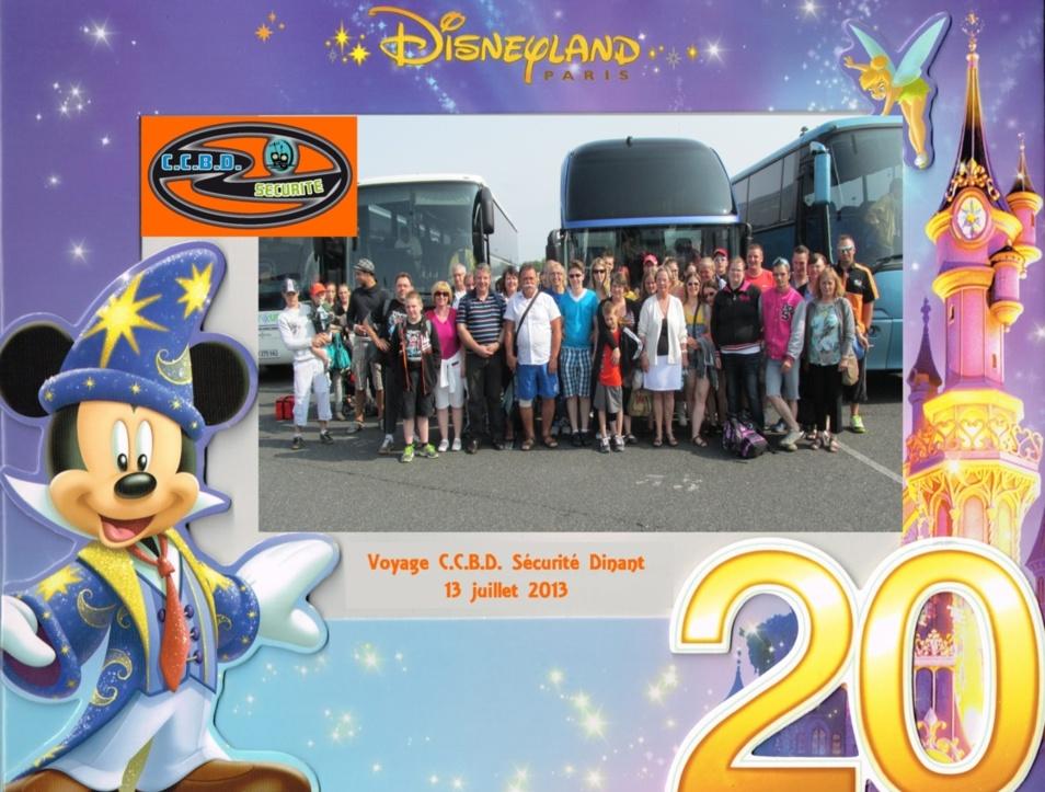 Disneyland Resort Paris - 13 juillet 2013