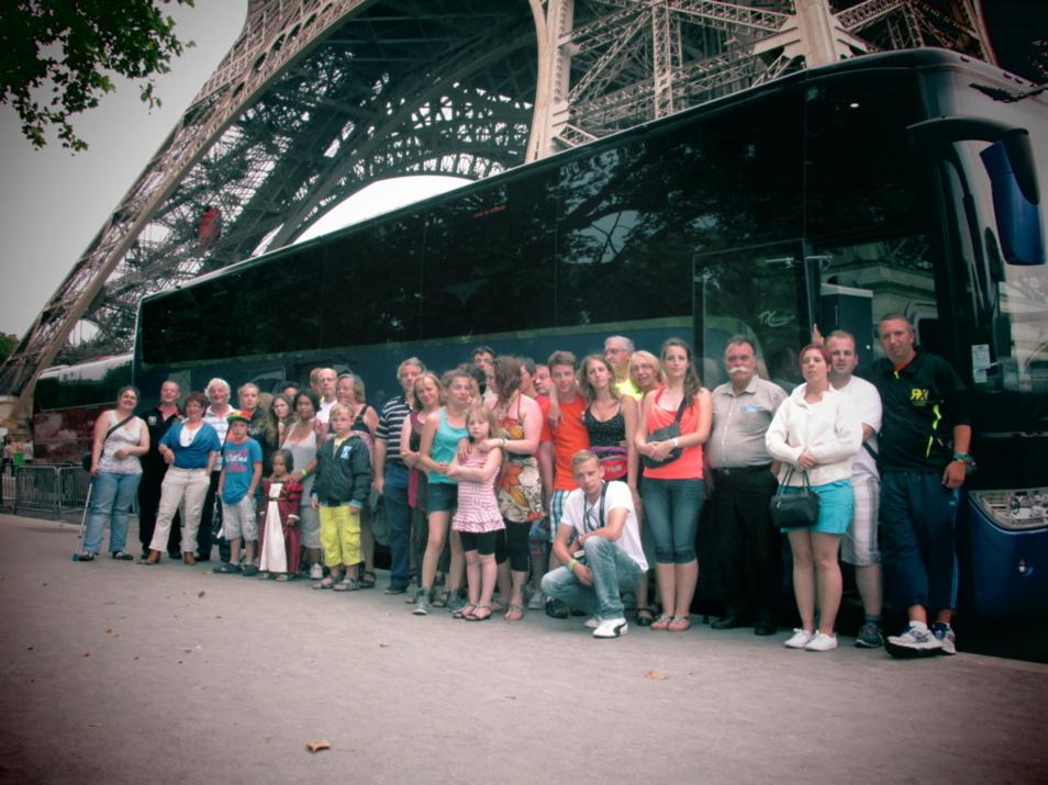 Voyage du 19-07-2014 au Parc Astérix & à la Tour Eiffel